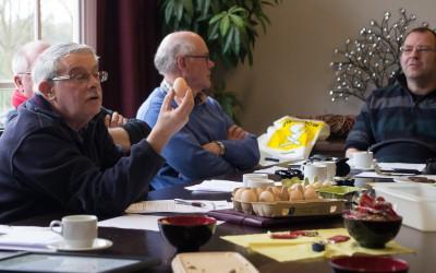 31e jaarvergadering Twentse Hoender Club