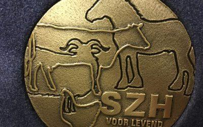 Twents Hoen Krielhaan winnaar van de SZH Penning op de Oneto 2018